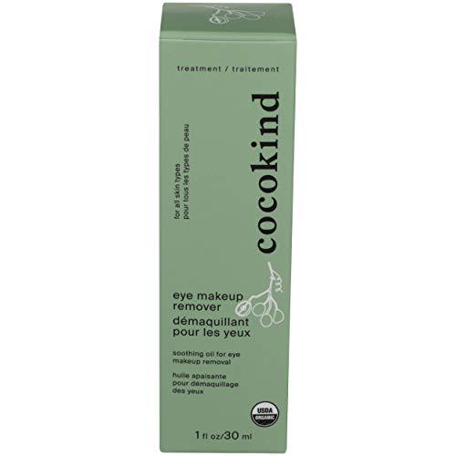Eye Organic Fermeté huile, 1 fl oz (30 ml) - Cocokind