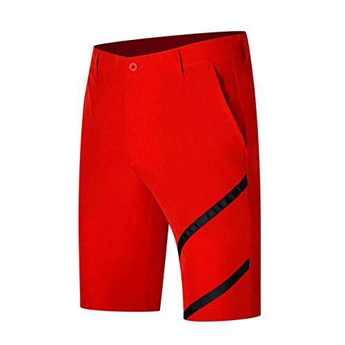 NOBRAND Pantalones deportivos para hombre transpirables pantalones cortos