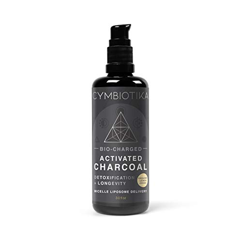 Bio-Charged Activated Charcoal – Micelle Liposome Delivery