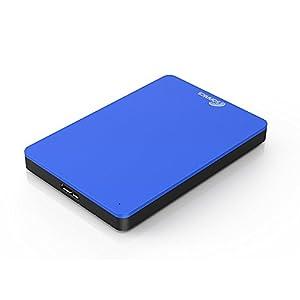 Almencla - Disco Duro Externo SSD (500 GB, 2,5