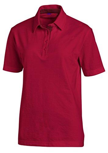 clinicfashion 12813022 Polo-Shirt Unisex Beere für Damen und Herren, Baumwolle Stretch, Größe XL