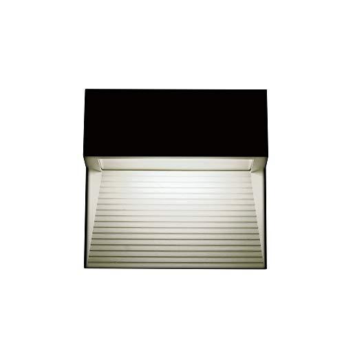 LED-inbouwspot voor buiten, vierkant, 3 W, warm wit, 3000 K