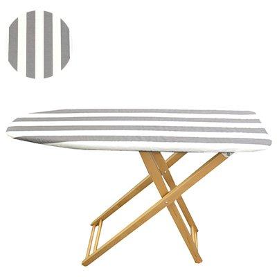 BIERTA ビエルタ Ironing Board アイロン台 ハイタイプ ストライプグレー