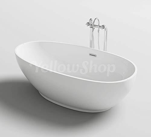 Yellowshop - Vasca Vasche Da Bagno Freestanding Modello...
