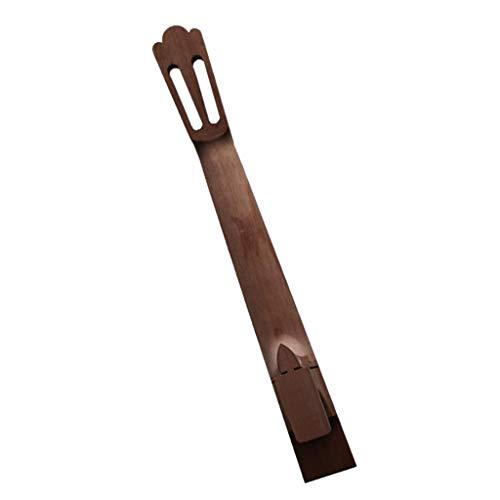 dailymall Reemplazo de Cuello de Guitarra Diapasón de Cuello de Caoba para Guitarras Clásicas de Estilo Español DIY Luthier