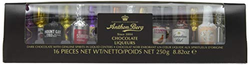 Anthon Berg Chocolate Liqueurs 16pcs, 250g, 1er Pack (1 x 250 g)