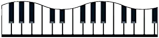Trend Enterprises Musical Keyboard Terrific Trimmer, 2-1/4 x 39 Inches, Set of 12