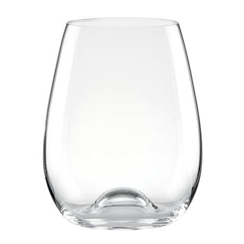 Lenox Tuscany Classics Stemless Glass Set, Buy 4 Get 6, 2.6 LB, Clear