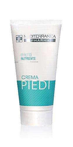 Mediterranea Pharma - Crema Piedi Effetto Nutriente - Pelle Secca e Irritata - 150 ml