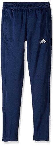 adidas Juniors' Condivo 18 Training Soccer Pants, Dark Blue/White, X-Large