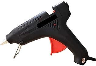 Suzec Plastic High Temperature Hot Melt Glue Gun with 2 11 * 100mm Glue Sticks (40W)