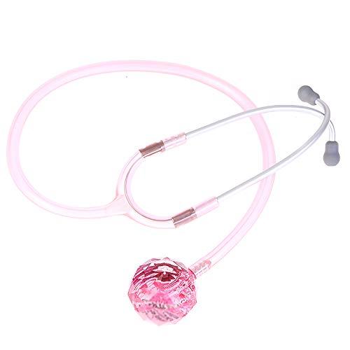 CIKO Estetoscopio con Forma de Animal, Estetoscopio de una Sola Cabeza, Reduce el Miedo de los niños a Ver a un médico