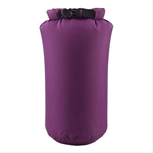 SQSHWL 8 litros de Nylon Bolsa Impermeable portátil Seca para canotaje Kayak Pesca Rafting Natación Camping Rafting China 1