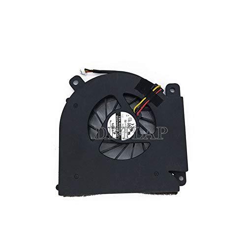 DBTLAP Ventilador de la CPU del Ordenador portátil para Acer Aspire 5610...