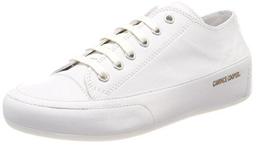 Candice Cooper Damen Rock Sneaker, Wei Szlig Bianco Crust, 40 EU