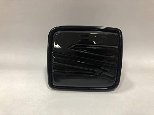 Original SEAT Heckklappen-Griff schwarz lackiert, Griff Seat-Emblem, Kofferraum Öffner für 5F