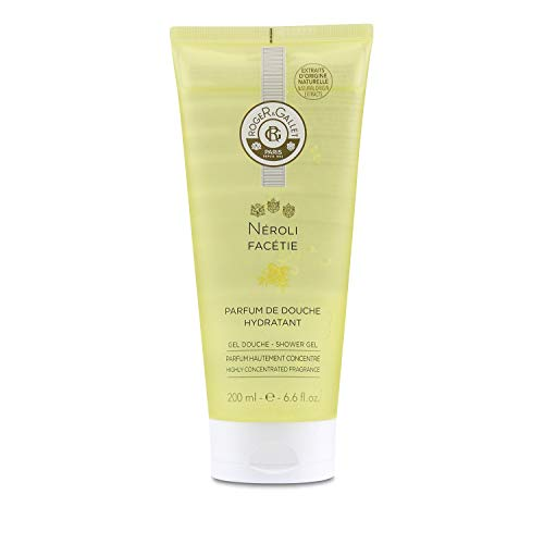 Roger& Gallet Neroli Facetie Shower Gel 200ml