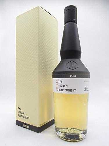 プーニ ゴールド イタリアン モルトウイスキー 43度 700ml
