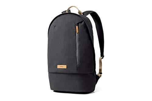 Bellroy Campus Backpack, Zaino sottile unisex per notebook (16 litri, notebook da 15 ) - Charcoal