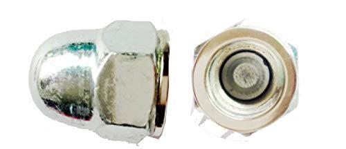 geo-versand 2er Set Paket Geocaching magnetische Hutmutter Versteck Geocache D5 Stadt Cache