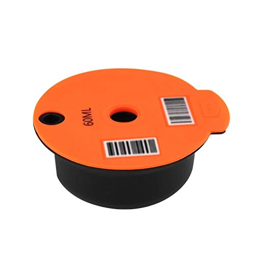 Kaffeekapsel-Kaffeemaschinenzubehör Nachfüllbares, bequemes Zubehörwerkzeug für Kaffeepads, kompatibel mit Bosch-Kaffeemaschinen-Tassimo