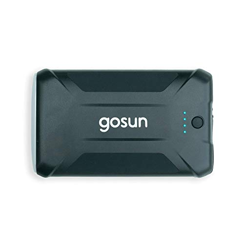 GOSUN Powerbank - Portable 144wh Power Bank Charger | Compact Phone Charger - Battery Backup Device with 4 USB Ports | 20V 2A Power Bank Fast Charging