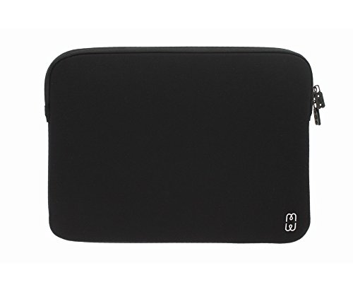 MW MW-410003 LPRU Protection Sleeve Case for 13-Inch MacBook Pro - Black/White