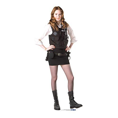 STAR CUTOUTS - Stsc320 - Figurine Géante - Amy Pond - Doctor Who - Uniforme 177 Cm