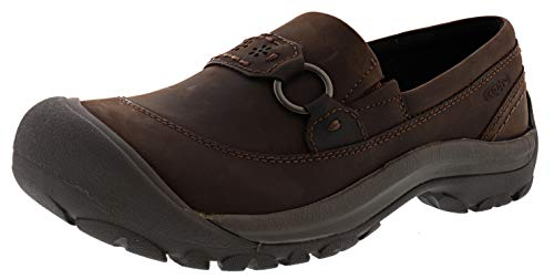 KEEN Women's Kaci II Slip-On Clog, Dark Earth/Canteen, 8.5