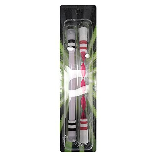 DanLink E15 Iluminado Spinning Pen Rolling Pen Special Pen sin recarga para niños E15 rojo (enviar E11)