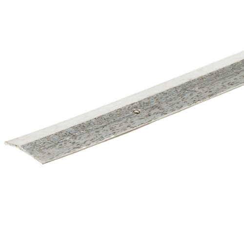 M-D Building Products 43718 1-3/8-Inch by 96-Inch Carpet Trim Wide Hammered