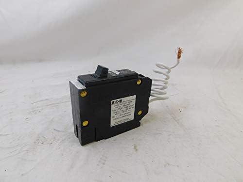 Eaton Cutler Hammer 20 amps GFCI Single Pole Circuit Breaker w 2fSelf Test product image