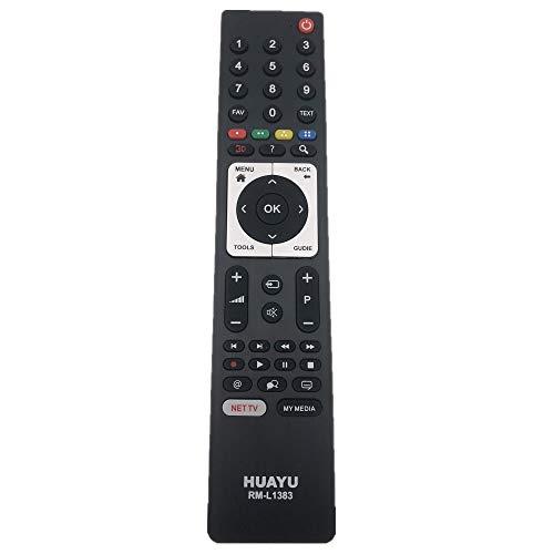 Universele TV Afstandsbediening Voor GRUNDIG Beko Arcelink TV 65 VLX 9590 BL door HUAYU