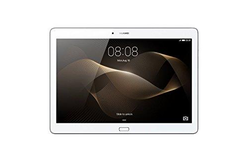 Huawei MediaPad M2 LTE 25,4 cm (10 Zoll) Tablet-PC (ARM Hisilicon Kirin 930, 3GB RAM, 64GB eMMc , Android) weiß/silber