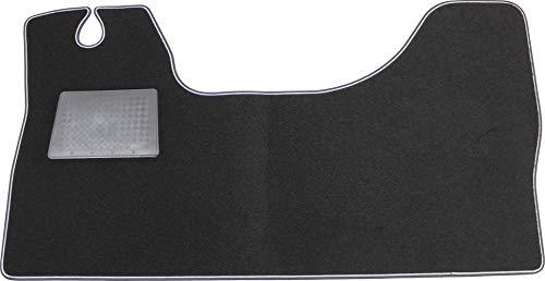SPRINT05004 - Alfombrillas, alfombra antideslizante, color negro