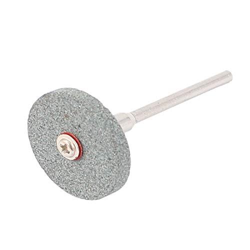 New Lon0167 Reemplazo de Destacados 20 mm de eficacia confiable diámetro 2,5 mm orificio de pulido de discos de rueda de piedra de aceite para mini taladros(id:c77 14 c6 e37)