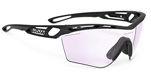 Rudy Project Tralyx Slim - Gafas de golf para deportes de golf (ImpactX 2), color morado mate