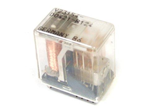 Siemens V23154-D0421-B124 Cradle Relay Size II/kamrelais maat II 24 V 2 A 0,8 W (gecertificeerd en gereviseerd)