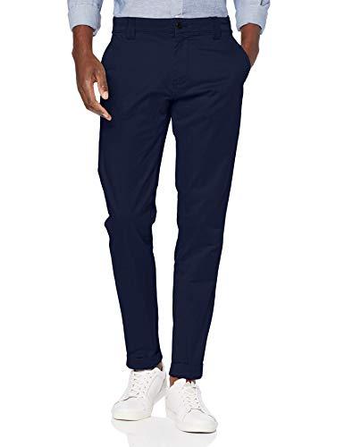 Tommy Jeans Herren Tjm Scanton Chino Pant Hose, Blau (Black Iris 002), W34/L32