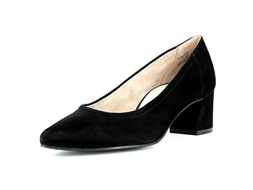 Paul Green Damen Pumps 3806, Frauen Klassische Pumps, feminin elegant Women's Woman Abend Feier Court-Shoes Absatzschuhe,SCHWARZ,37.5 EU / 4.5 UK