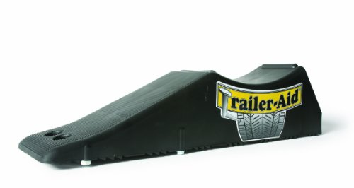 Trailer-Aid Tandem Tire Changing Ramp, The Fast and Easy Way To Change A Trailer's Flat Tire, Holds...