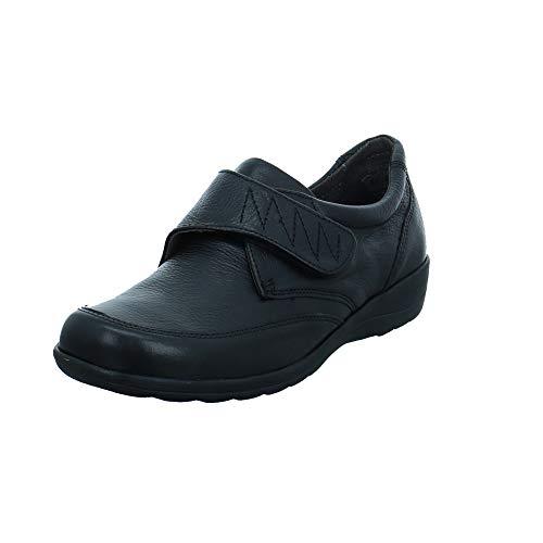 CAPRICE Damen 9-9-24651-25 022 Slipper, Black Nappa, 41 EU