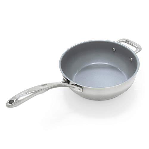 chantal ceramic fry pan - 2