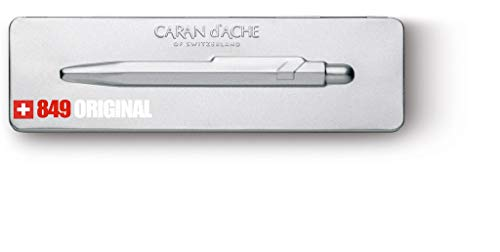 Caran D'ache Original Ballpoint Pen-In-Box (849.069) Photo #2