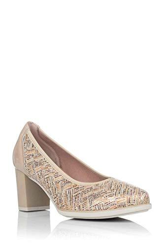 Pitillos Salon-Schuh, Beige - beige - Größe: 39 EU