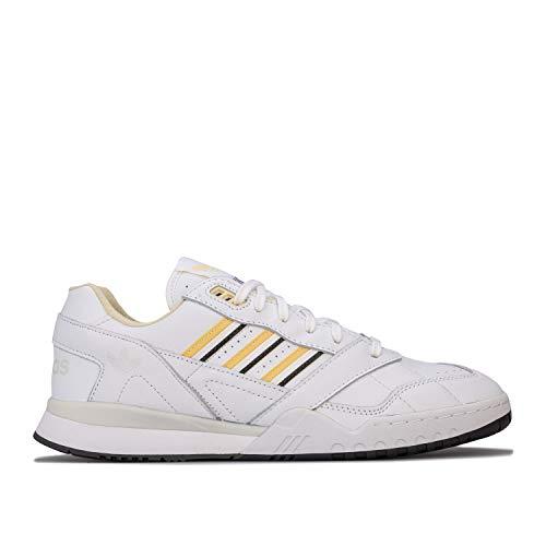 adidas Hombre A.R. Trainer Zapatillas Blanco, 36 2/3