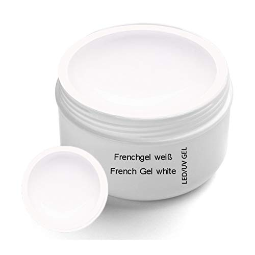 UV Classic Frenchgel white 30ml