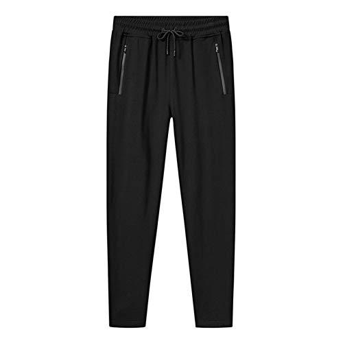estiramiento Casual Suelto Y Cómodo Moda Tendencia Todo Partido Casual Pantalones de los Hombres Slim Pantalones de los Deportes Pantalones de los Hombres