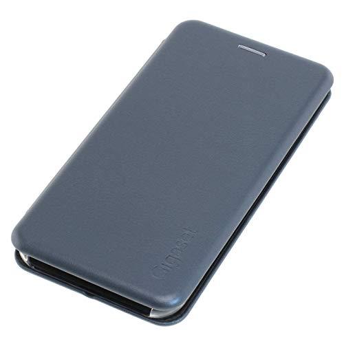 Gigaset 17682 - Funda Protectora para Smartphone GS190, Color Gris Titanio