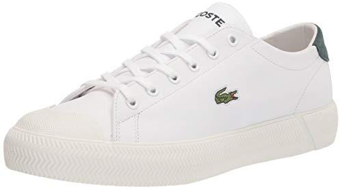 Lacoste Women's Gripshot Sneakers, WHT/DK GRN, 6